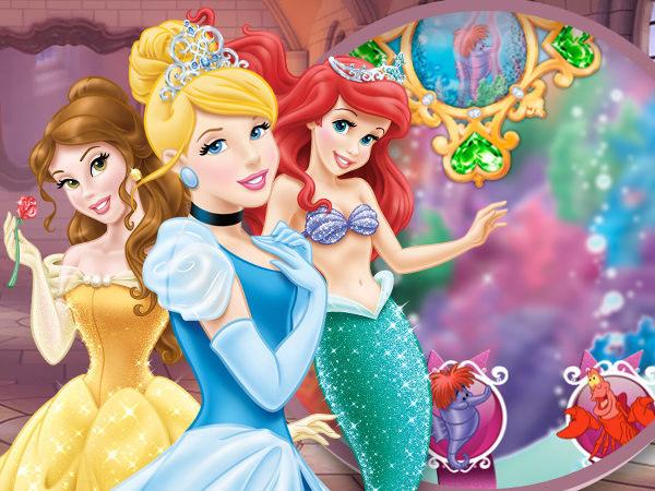 Princesses Académie - Chasse au trésor