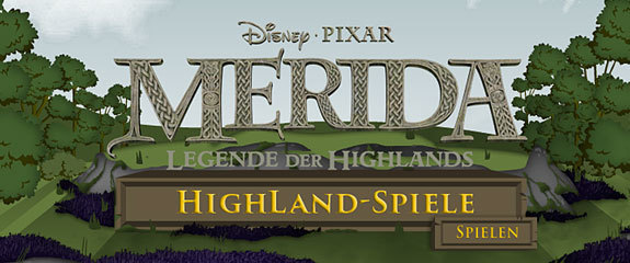 Merida - Highland-Spiele