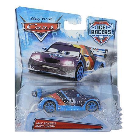 Cars Ice Racers - Max Schnell von Mattel