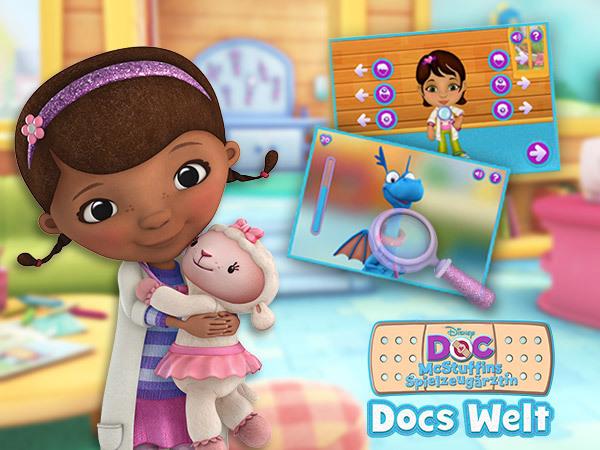 Neue Spiele in Docs Welt
