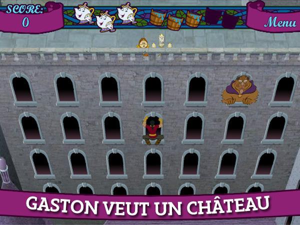 Belle - Gaston veut un château
