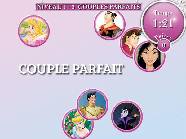 Princess Multi - Couple Parfait