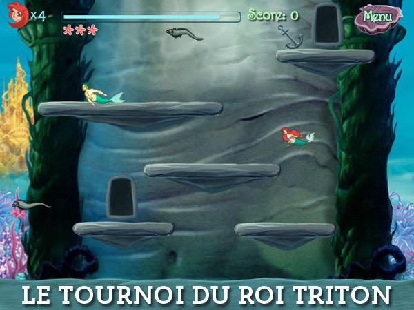 Le tournoi du Roi Triton