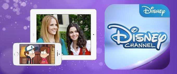 Die Disney Channel App