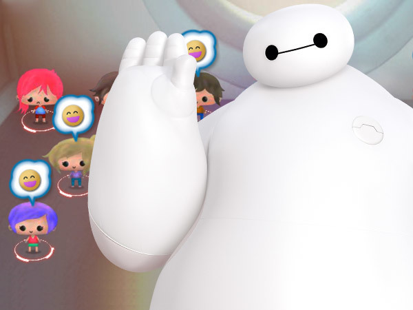 Baymax Medical Memory
