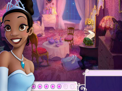 Play Tiana and the Tiara