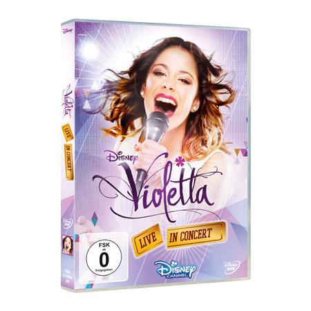Violetta Konzert-DVD