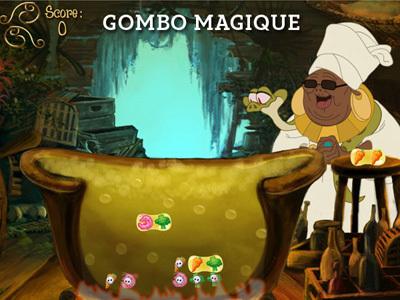 Tiana - Gombo Magique