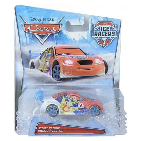 Cars Ice Racers - Vitaly Petrov von Mattel