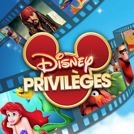 Disney Privilèges