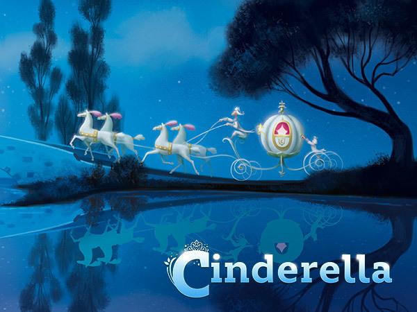 Cinderellas Geschichte