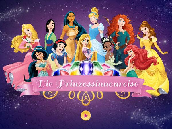 Prinzessinnenreise