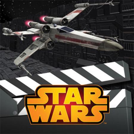 Star Wars Scene Maker