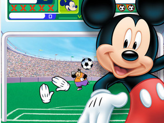 Mickey: Football Frenzy