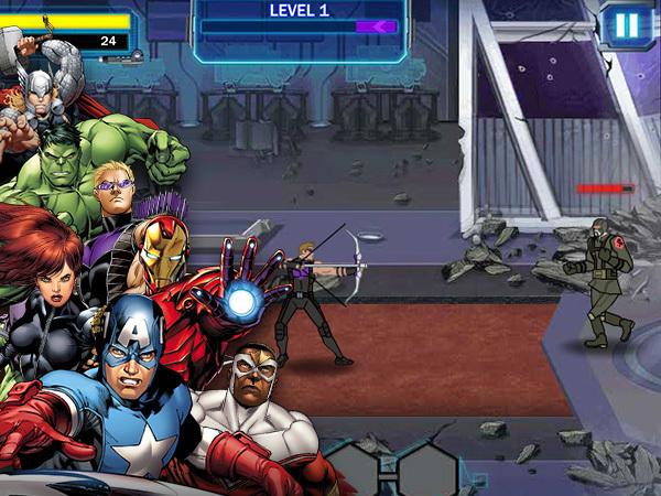 En avant, Avengers : L'assaut de la Avengers Tower
