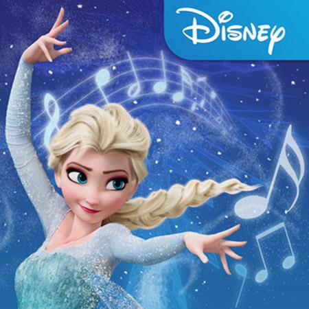 Frozen Karaoke App
