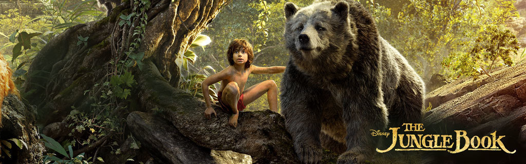 The Jungle Book - Home Ents Digital (Hero Universal)