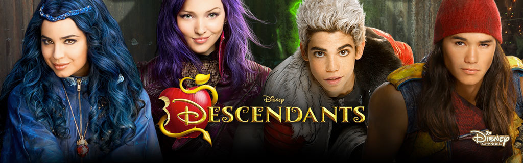 FR Descendants Homepage Hero