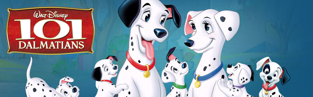 UK - 101 Dalmatians 1961 - Site Hero