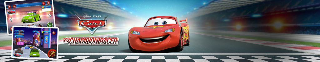 Cars Champion Racer Game - Hero Short
