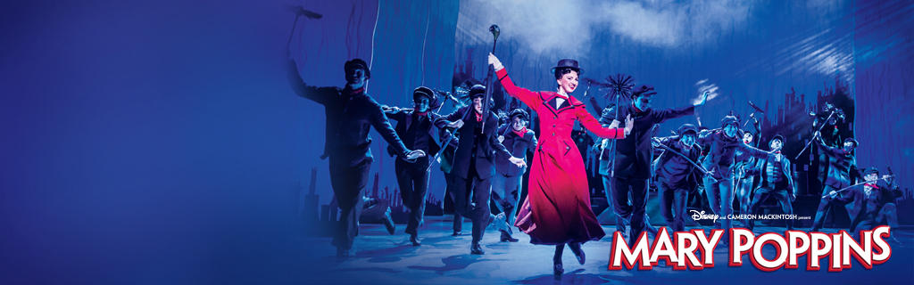 UK - Mary Poppins - Live Events Page (Hero Universal)