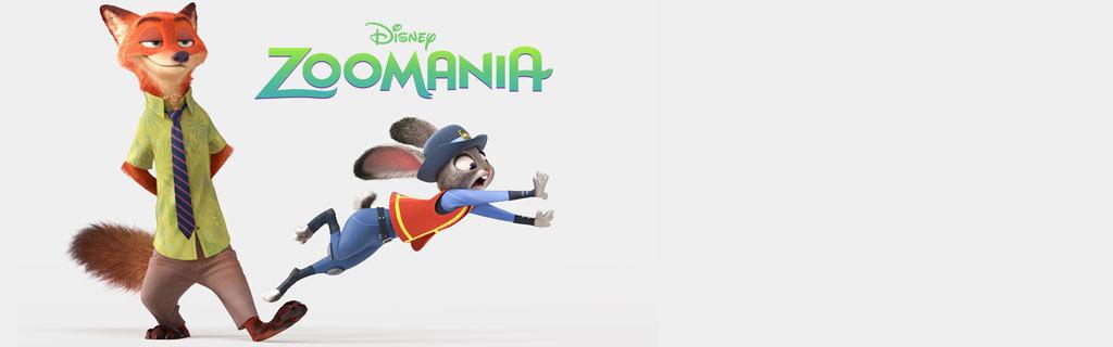 Zoomania Hero