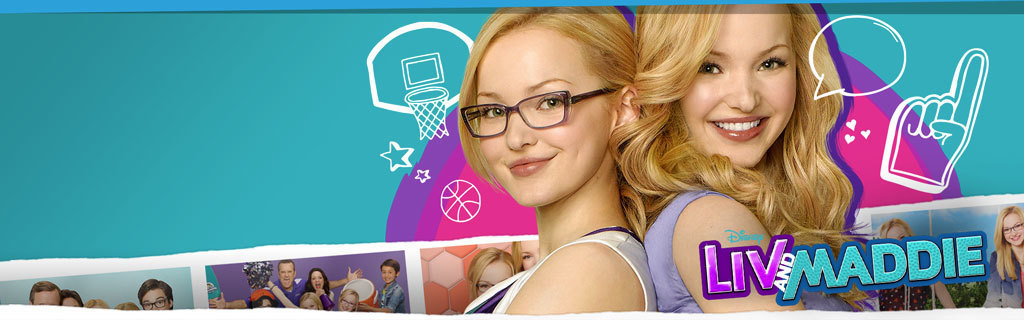 Liv Amp Maddie Official Disney Channel Uk Website