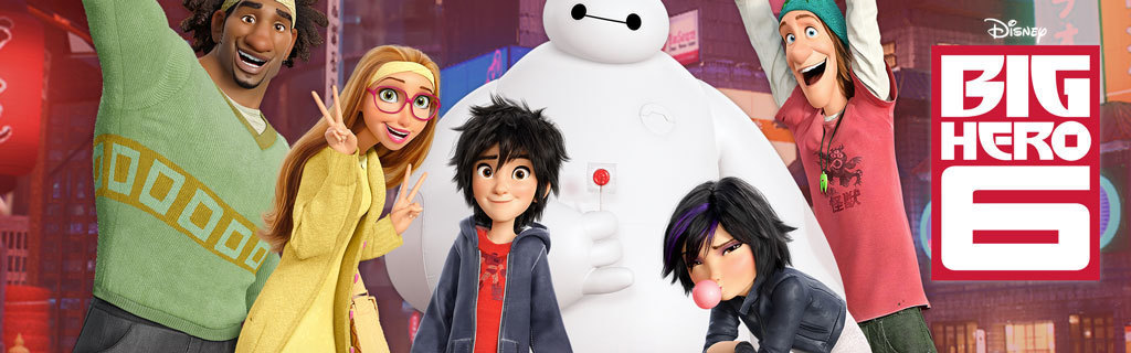 UK - Movie Hero - Big Hero 6