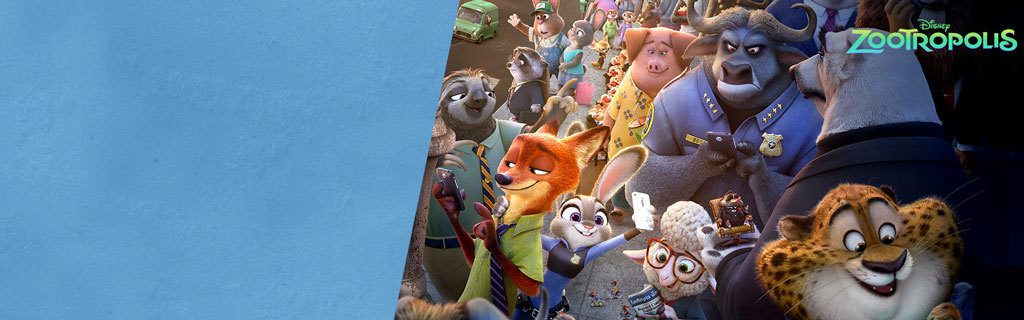 UK - Zootropolis - Home Ents
