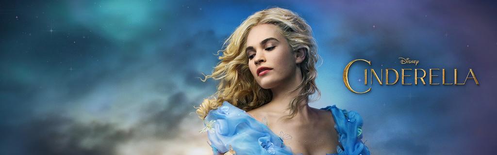 Movie Hero - Cinderella (Live Action) Home Ents