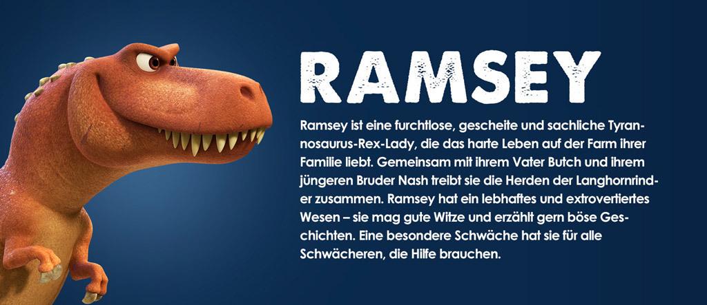 Arlo & Spot Character Ramsey