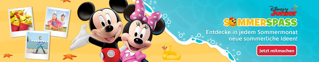 Disney Junior - Sommer Spass