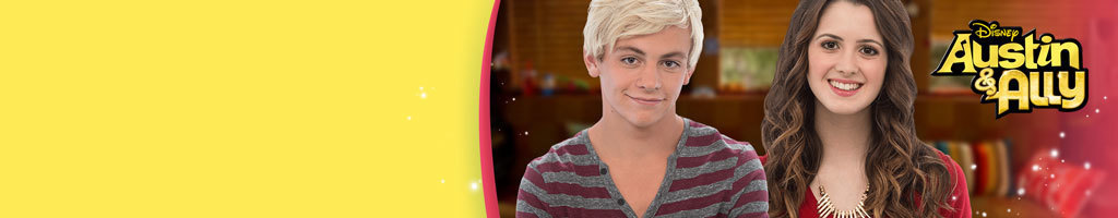 Austin & Ally - Site Link (Hero Universal)