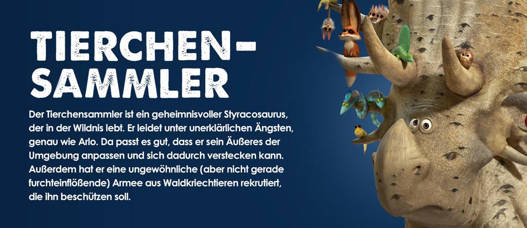 Arlo & Spot Character Tierchensammler