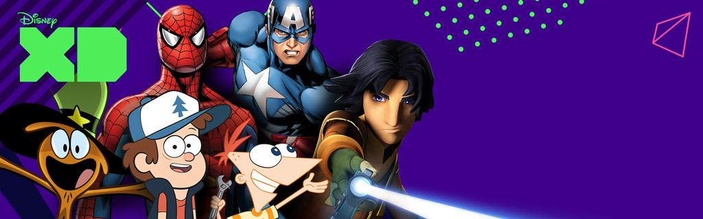 Disney XD Video Page oct15 (hero)