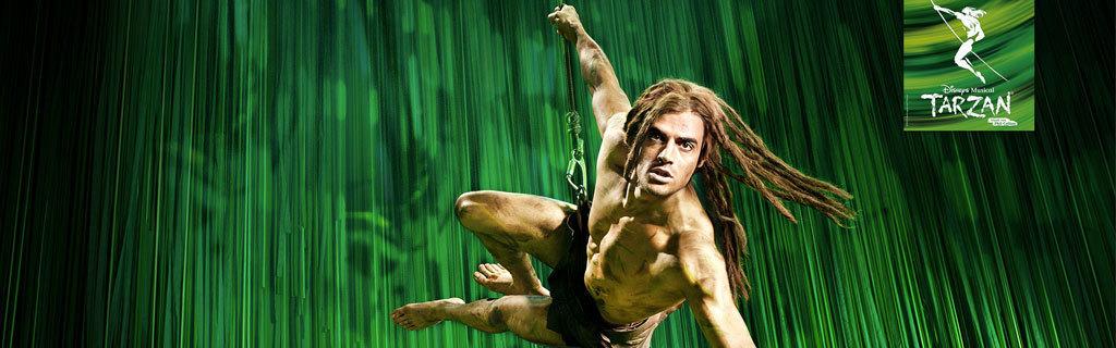 Tarzan - Live Home