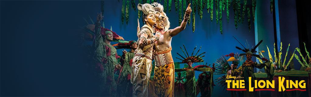 UK - The Lion King - Live Events Page (Hero Universal)