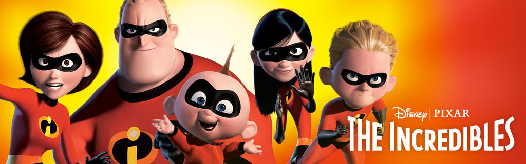 The Incredibles - Site Hero (Movie Page)