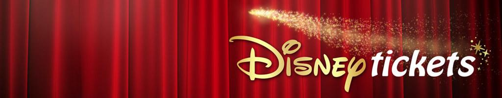 Disney Tickets 0315