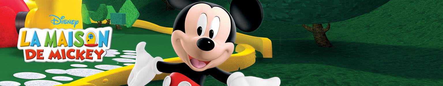 FR - Mickey and friends - Mickey Mouse Clubhouse Promo