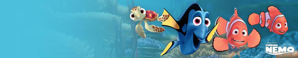 Finding Nemo - Site Link (Hero Short)