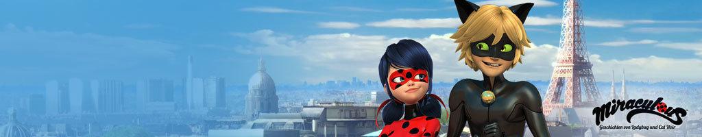 Miraculous Ladybug Hero Short DE