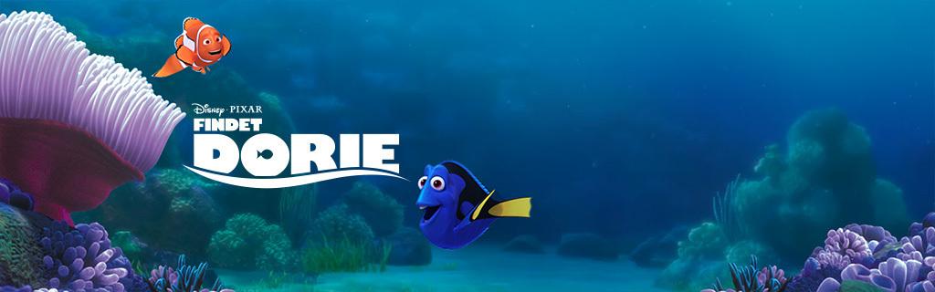 Findet Dorie Hero - Jetzt im Kino
