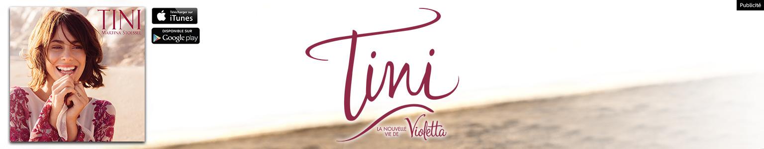 Tini - Music Banner FR