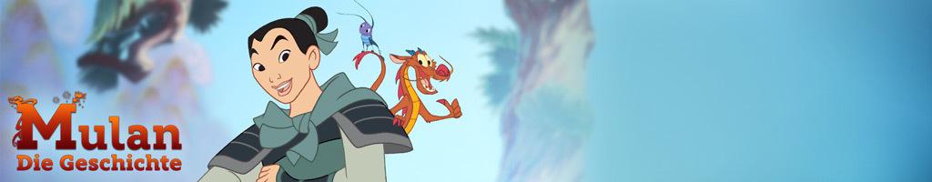 Mulan Story HeroShort