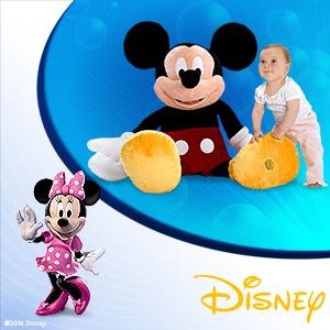 Une superbe panoplie de peluches classiques Disney à gagner !