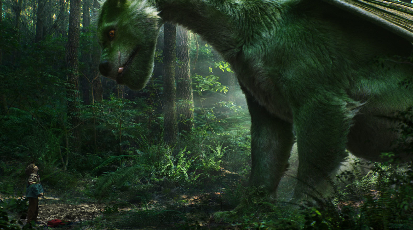 Pete's Dragon Picture Gallery