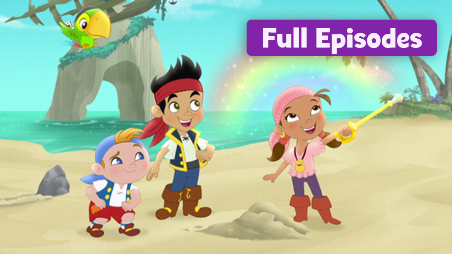 The Pirate Princess/The Rainbow Wand - Full Episode