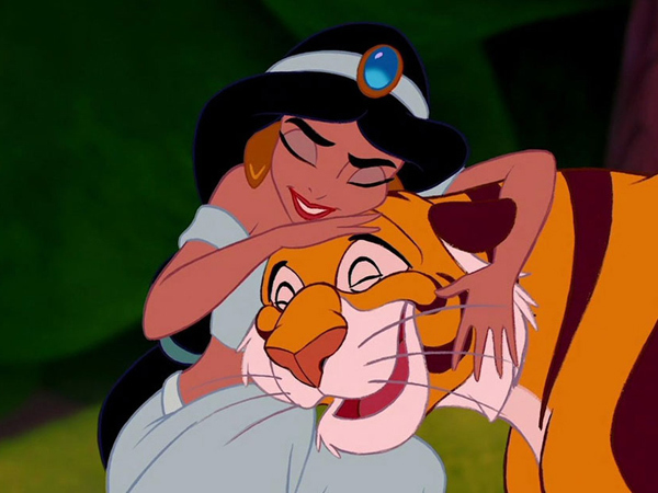 Les Princesses Disney sont comme nous !