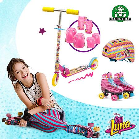 Une superbe panoplie de jeux et jouets Soy Luna à gagner